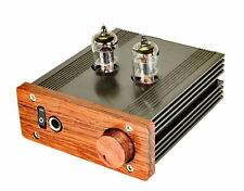 Douk Audio Single-ended Class A 6J1 Vacuum Tube Headphone Amplifier HiFi Pre-Amp