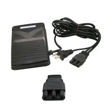 New Sewing Machine Power Cord with Foot Control Pedal  type B
