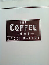 Coffee Book by Jackie Baxter (1939, Hardcover) store#2545