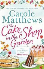 The Cake Shop in the Garden-ExLibrary