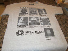 Star Wars Imperial Academy T-Shirt - Gray - Small