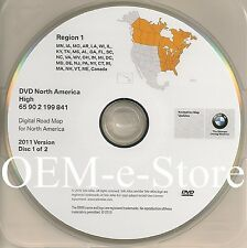 2003 2004 2005 BMW 330i 325xi 330xi 325Cic 330Ci 330Cic Navigation DVD EAST Map