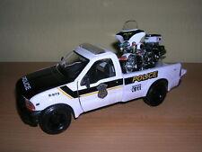 Maisto Ford F-350 Pick-Up Harley-Davidson 1999 FLHTPI Electra Glide Police 1:24