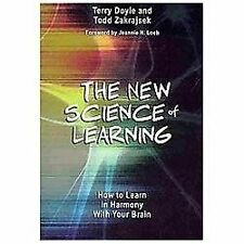 The New Science of Learning: How to Learn in Harmony With Your Brain, Zakrajsek,