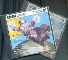 HAYDN: THE CREATION  - 2 CDs/ BBC SINGERS; BBC PHILHARMONIC / HARRY CHRISTOPHERS
