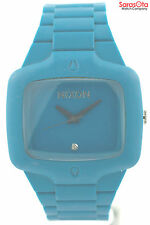 Nixon A139649 Blue Rubber Blue Dial Quartz Sport Women's Watch