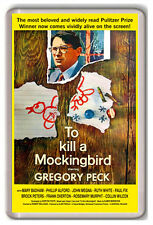 TO KILL A MOCKINGBIRD 1962 FRIDGE MAGNET IMAN NEVERA MATAR A UN RUISEÑOR