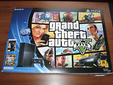 NEW PlayStation 4 Black Friday Bundle - Grand Theft Auto V and The Last of Us