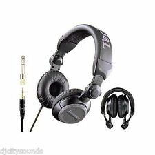Original Technics Japanese-Manfacture RP-DJ1200 Professional Headphones for DJs