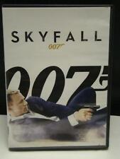 James Bond Skyfall 007 Daniel Craig 2012 DVD Movie