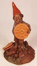 PEANUT 1985~Tom Clark Gnome-Figurine~Cairn Studio Item #1041~Retired~Ed 39~Story