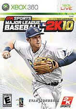 MLB 2K10 10 2010 GAME (Xbox 360) **FREE SHIPPING!!