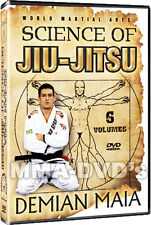 Demian Maia Science of Jiu-Jitsu - NEW 6 DVD set!