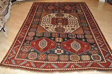 Antique Caucasian Karachopt Kazak rug. Southwest Caucasian 6'x9' over size 19th