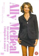 Ally McBeal : 4° seizoen / saison 4 complète (6 DVD)