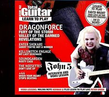 Total Guitar CD / Issue #162