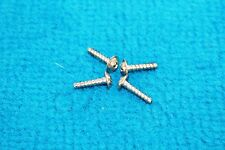 """4 STAND FIXING SCREWS FOR ALBA LCD32880HDF LCD32HDF LCD32ADVD 32"""" LCD TV"""