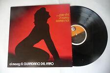 """IL GUARDIANO DEL FARO """"PER CHI SI AMA COME NOI- disco 33 giri RICORDI It 1973"""""""