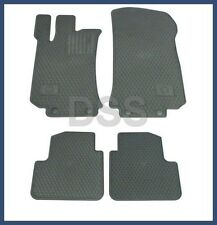 New Genuine Mercedes Black R Class All Weather Floor Mats Rubber 2006-2013 OEM
