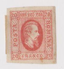Briefmarken Rumänien  NR.16 ungebraucht mit  gummierug und Falz