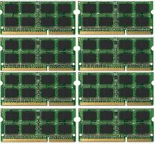 BULK LOT! 16GB (8x2GB) Memory PC3-10600 SODIMM For Dell Studio XPS 13 (M1340)