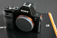 Sony a7R 36MP camera converted to Full Spectrum or Infrared ur choice 590nm 850n