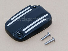 Edge Cut Brake Fluid Reservoir Cap For Harley Electra Glide Road King 2007-2012