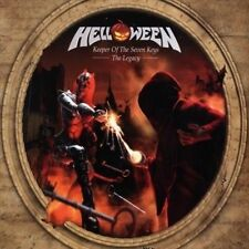 Keeper of the Seven Keys: The Legacy by Helloween (CD, Nov-2005, 2 Discs,...