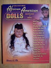 BLACK EBONY DOLLS PRICE VALUES GUIDE COLLECTOR BOOK