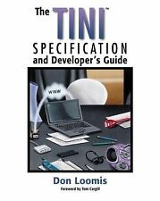 The TINI(tm) Specification and Developer's Guide