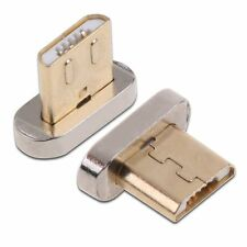 Magnetic Replacement for Micro USB 2.0 Adapter Charger Cables For Android Phones