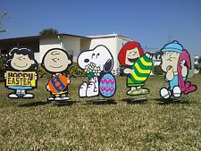 Peanuts outdoor easter COMBO christmas valentine's decorations