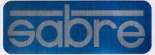 Sabre Longboard Skateboard Trucks Sticker skate board sk8 skating skateboarding