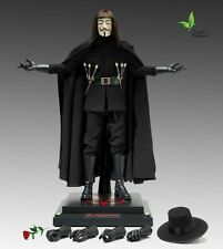 "1/6 Toys Power CT003 V for Vendetta Hugo Weaving Male 12"" Action Figure"