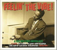 FEELIN' THE VIBE ! A TRIP INTO VIBES DRIVEN JAZZ, Inc MILT JACKSON AND MANY MORE