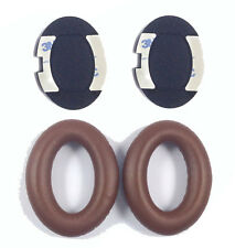 Brown Coffee Ear Pads Cushions for Bose-Quiet Comfort 15 QC15 Limited Edition