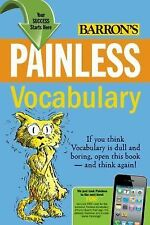 NEW - Painless Vocabulary (Painless Series) by Greenberg, Michael
