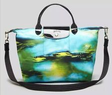New Genuine Longchamp Le Pliage Neo FANTAISIE Medium Bag Limited Edition *RARE*