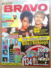 BRAVO 2/2006 Tokio Hotel,US5,Eminem,William Moseley,50 Cent,Doda,Sugababes