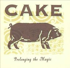 "CD: CAKE ""Prolonging the Magic"" 1998 Zomba w/ Chuck Prophet, Jim Campilongo"