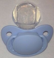 Blue Adult Sized Pacifier/Dummy for Adult Baby AB/DL