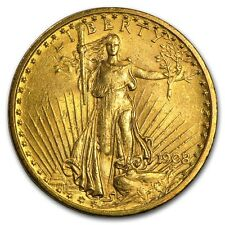 $20 Saint-Gaudens Gold Double Eagle VF (Random Year) - SKU # 93923