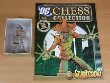 EAGLEMOSS DC CHESS COLLECTION 1ST EDITION NUMBER 13 SCARECROW