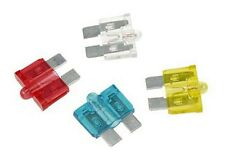 XSCORPION 30 AMP 10 PACK ATC BLADE CAR FUSES WITH BLOWN FUSE LED LIGHT INDICATOR