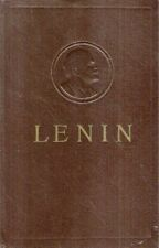 X43 Lenin Collected Works IN INGLESE