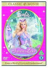 BARBIE - SWAN LAKE DVD - NEW / SEALED DVD - UK STOCK