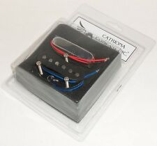 TELE GUITAR PICKUPS SET - ALNICO 5 + STAGGERED POLES - TELECASTER PARTS