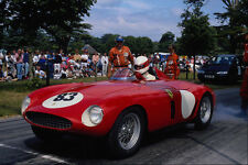 717098 3 litre Ferrari 750 Monza Spider 1954 55 A4 Photo Print