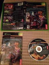 Magic: The Gathering - Battlegrounds (Microsoft Xbox, 2003) Complete, CIB