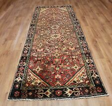 Persian Traditional Vintage Wool 290cmX110cm Oriental Rug Handmade Carpet Rugs